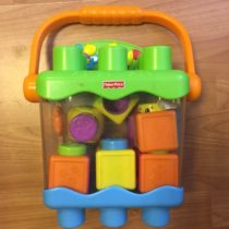 Kostky od Fisher Price