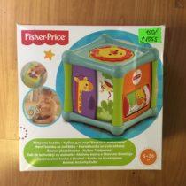 Herní kostka Fisher Price