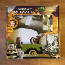 Mega puzzle Dinosaurus
