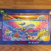 Puzzle Fanny mořský svět
