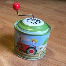 Hrací skříňka mlýnek  farma