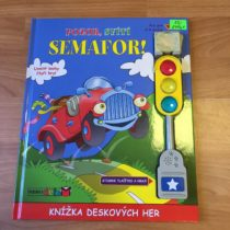 Kniha Pozor svítí semafor