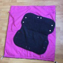 Set rukávník + deka