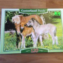 Castroland Puzzle Koně