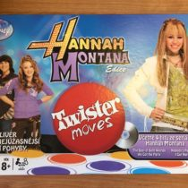Hra Hannah Montana-twister moves