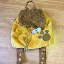 Plyšový batoh + kabelka Debbi