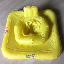 Nafukovací kruh Baby swim support