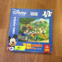 3D puzzle Mickey mouse