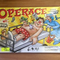 Hra Operace