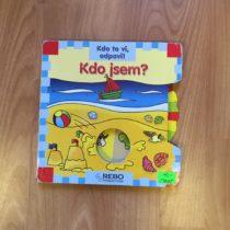 Kniha Kdo jsem