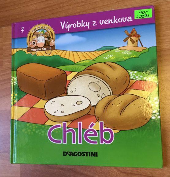 Kniha Chléb