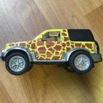 Teréní auto Safari