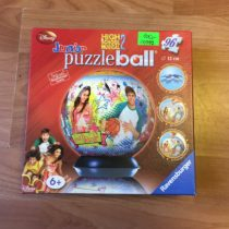 Puzzleball 3D puzzleball Ravensburger  tvar koule