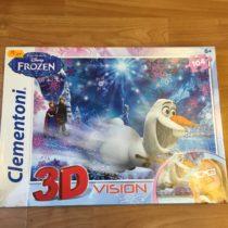 3D Puzzle Frozen