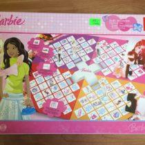 Hra Barbie-svět modelek