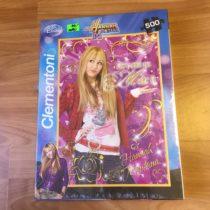 Puzzle Hannah Montana Clementioni