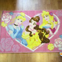 Dětský koberec Princezny