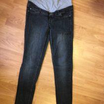 Těhotenské džínové kalhoty Esmara