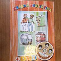 Kniha Krásná angličtina + DVD