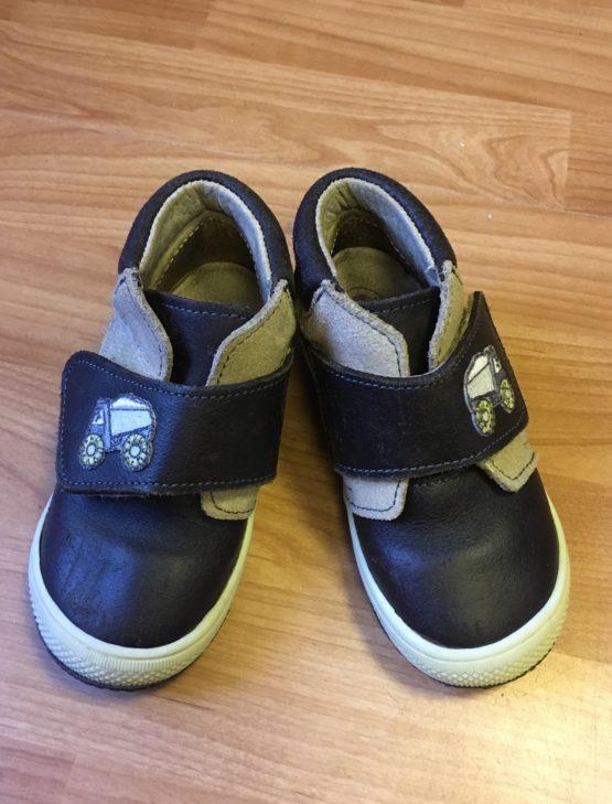 Kotníčkové boty Beda