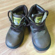 Kožené kotníčkové boty Disney