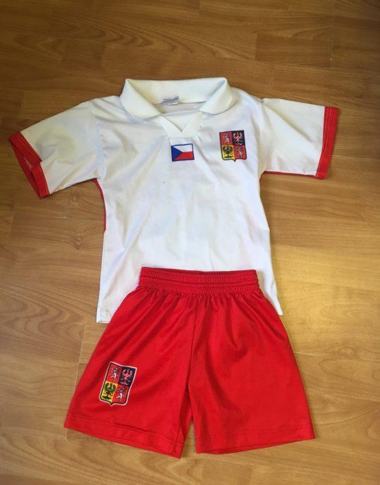 Fotbalový dres Kubík