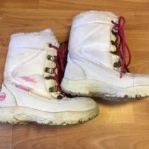 Vyteplené sněhule Loap sport