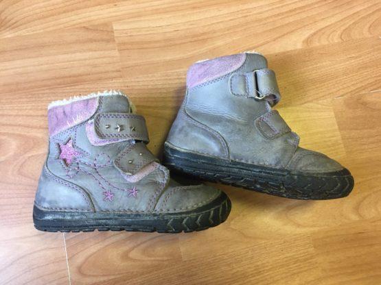 Kotníčkové boty D.D.Step
