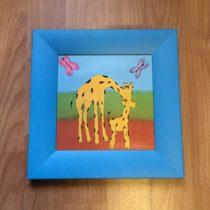 Obrázek se Žirafou