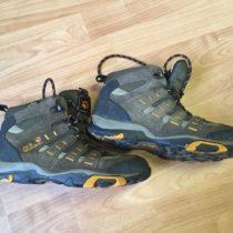 Trekové boty Jack Wolfskin