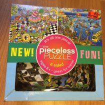 Puzzle Pieceless Lunapark/Moře