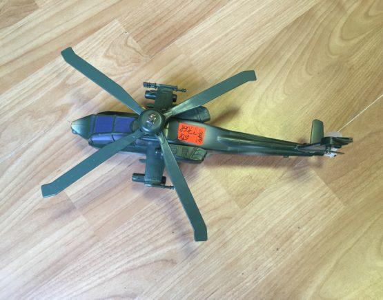 Vojenský vrtulník