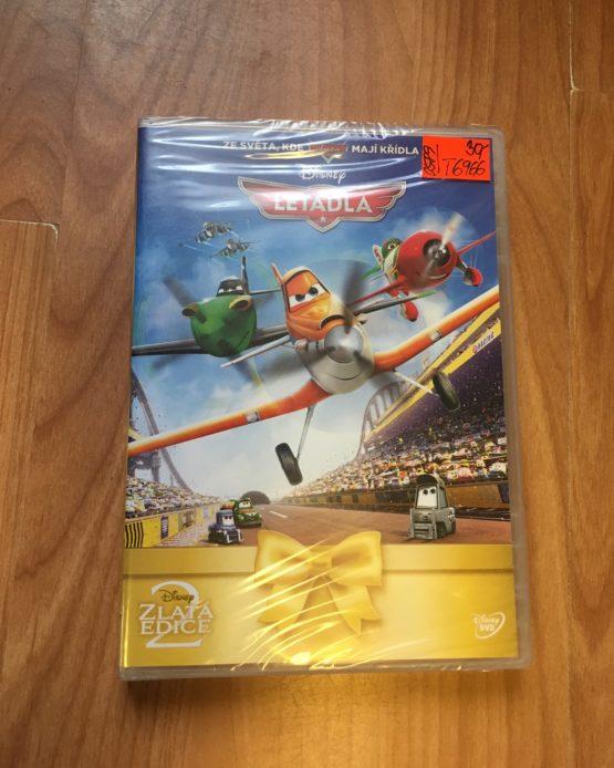 DVD Disney Letadla
