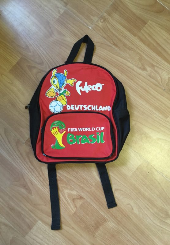 Batoh Fotbal Brasil