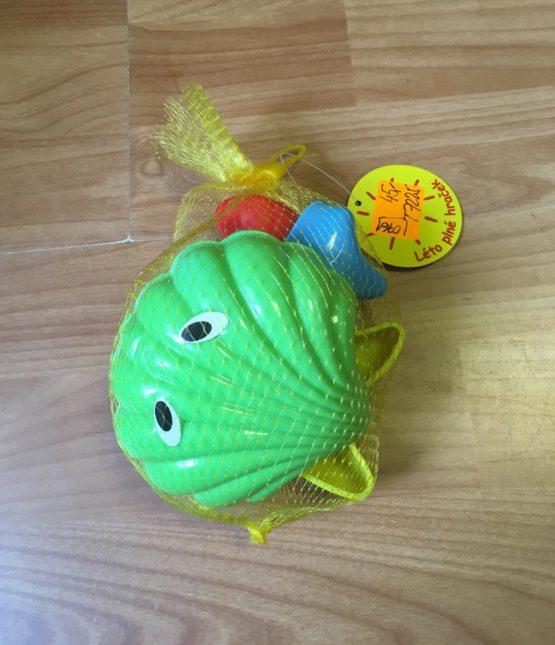 Set báboviček Rappa – Mušle
