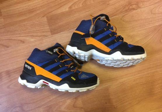 Outdoorové boty Adidas