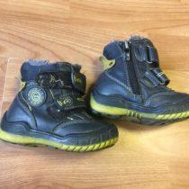 Kotníčkové, zimní boty Magnus