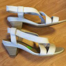 Páskové boty na podpatku zn. JANA