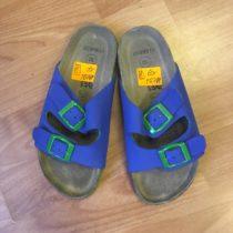 Korkové pantofle