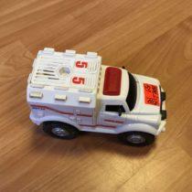 Auto jeep Ambulance