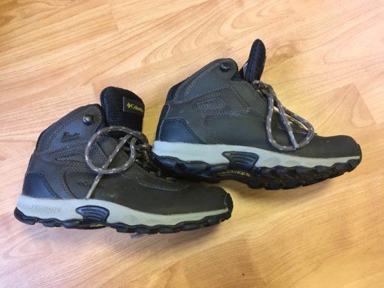 Outdoorové boty Columbia