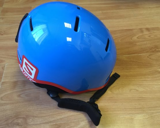 Lyžařská helma Salomon