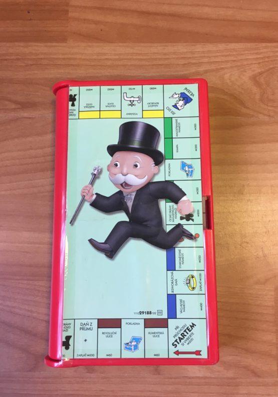 Cestovní Monopoly