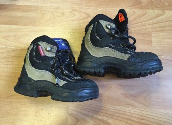 Outdoorové boty Watertex