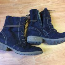 Vyteplené, zimní boty Road star