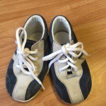 Kotníčkové boty na tkaničky