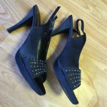 Společenské boty na vysokém podpatku