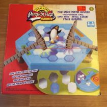 Hra – Penguin Trap Active