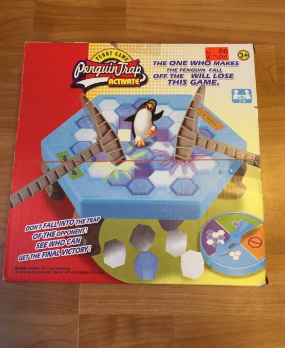 Hra – Penguin Trap Active