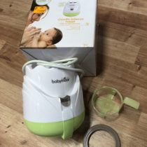 Ohřívač kojeneckých lahví Babymoov